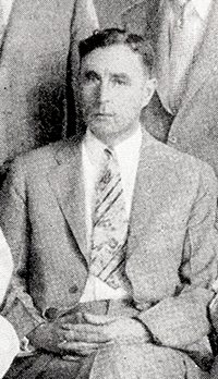 A photograph of Dr. Thomas Williams Mason Long, circa 1926-1932. Image from the Internet Archive.