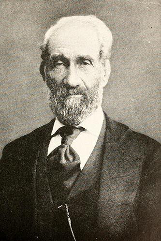 A photograph of Francis Allison Page. Image from Archive.org.