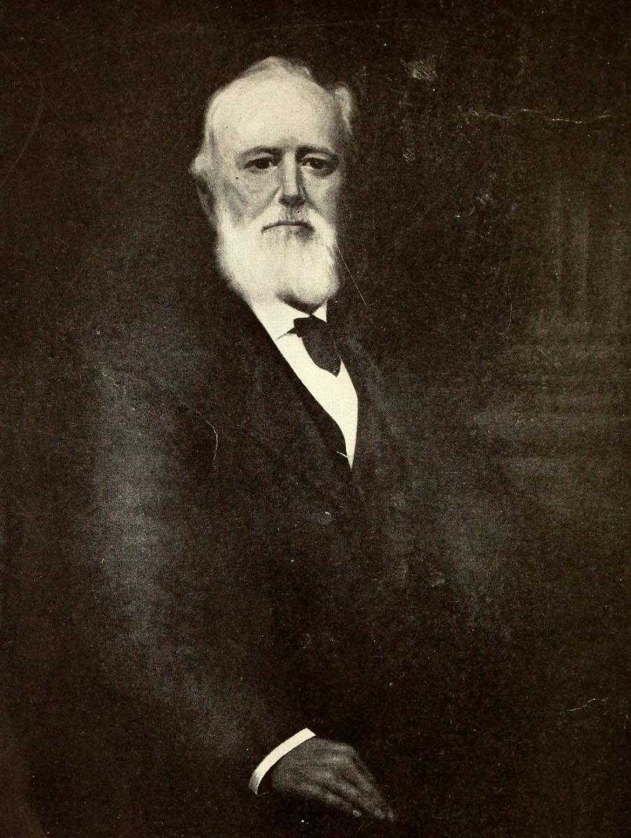 Image of David Paton, from Publications of the North Carolina Historical Commission, published 1909 by Raleigh: North Carolina Historical Commission. Presented on Internet Archive.