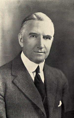 Photograph of Andrew Henry Patterson. Image from the University of North Carolina at Chapel Hill.