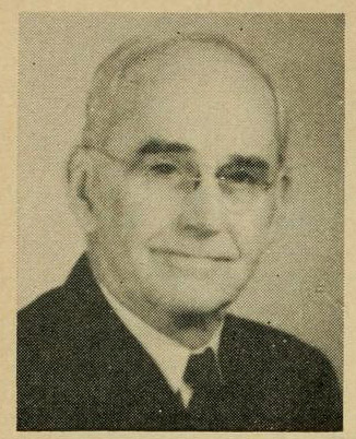 Image of Marion Timothy Plyler, from Journal of the North Carolina Conference of the Methodist Church 1954, [p.90], published 1954 by [North Carolina: The Conference]. Presented on Internet Archive.