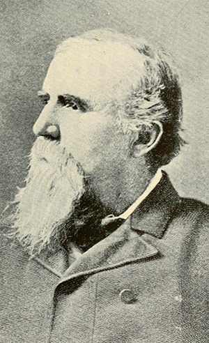 Photograph of Lucius Eugene Polk. Image from Archive.org.