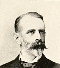 Portrait of W. S. Primrose, member of the North Carolina State Board of Agriculture.  From <i>North Carolina and Its Resources</i>, by the State Board of Agriculture, Raleigh.  Published 1896 by M.I. & J.C. Stewart, Public Printers and Binders, Winston, North Carolina. Presented on Archive.org.