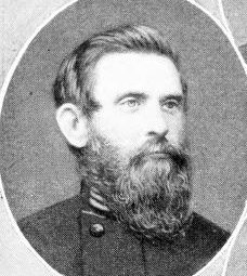 Image of Captain John Andrew Ramsay, from Histories of the several regiments and battalions from North Carolina, in the great war 1861-'65 (1901), [p.552], published in 1901 by Raleigh: E.M. Uzzell, printer. Presented on Internet Archive.