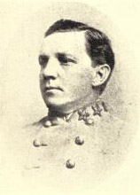Image of Brigadier General William Paul Roberts, from Confederate military history; a library of Confederate States history, vol. 4, [p.316], published 1899 by Atlanta, Ga., Confederate Pub. Co. Presented on Internet Archives.