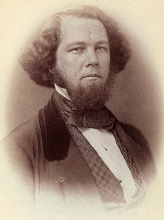Congressman Thomas Ruffin, 1859. Image from the Library of Congress.