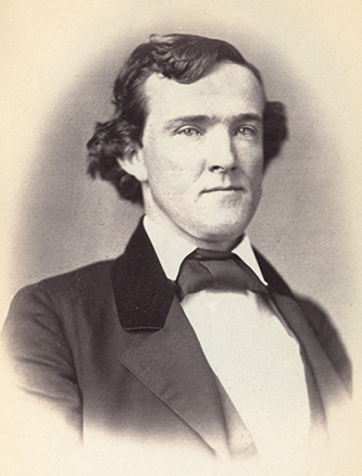 Photograph of Alfred Moore Scales, 1859. Image from the Library of Congress.