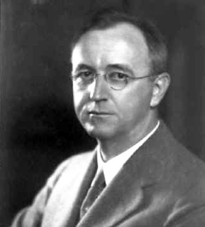 Photograph of Fred Loring Seely. Image from the University of North Carolina Asheville.