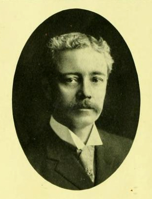 Portrait of Henry Louis Smith, President of Davidson College.  In the Davidson College yearbook <i>Quips and Cranks</i>, Vol. XIII, 1909-1910, p. 8, published 1910 by [Davidson College, Davidson, NC].  Presented on Digital NC.