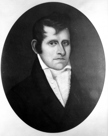 "Portrait of James Strudwick Smith.  From the collections of the North Carolina Office of Archives and History. Presented on ""The Carolina Story: A Virtual Museum of University History,""  University of North Carolina at Chapel Hill."