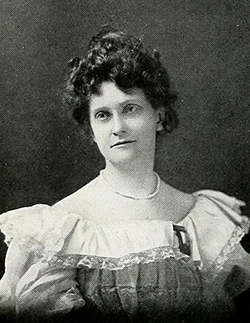 Jessica Randolph Smith, daughter of Orren Randolph Smith, circa 1913. (accessed April 12, 2013).