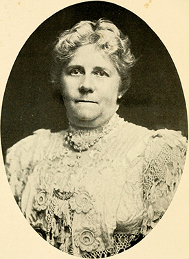 Photograph of Luola Murchison Sprunt (died 1916). Image from Archive.org.