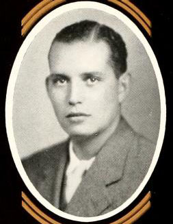 Image of Edwin Monroe Stanley, from The Howler at Wake Forest College (University), [p.114], published in 1931 by Winston-Salem, N.C.: Wake Forest University. Presented on Digital NC.