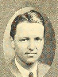 Image of John Jarvis III (Jack) Tolson, from Senior Memories [1932], [p.20], published 1932 by New Bern High School (New Bern, N.C.)--Students--Yearbooks. Presented on Internet Archive.
