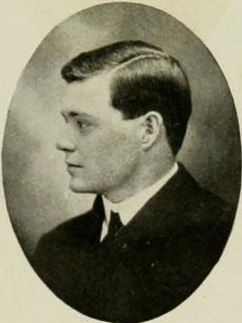 Image of Newman Alexander Townsend, from University of North Carolina at Chapel Hill's Yackety Yack Yearbook, [p.31], published 1905 by the University of North Carolina at Chapel Hill. Presented on Digital NC.