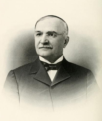 Portrait of Henry G. Turner, from William F. Northen's <i>Men of Mark in Georgia</i>, Vol. III,  published 1911.  Presented on Archive.org.