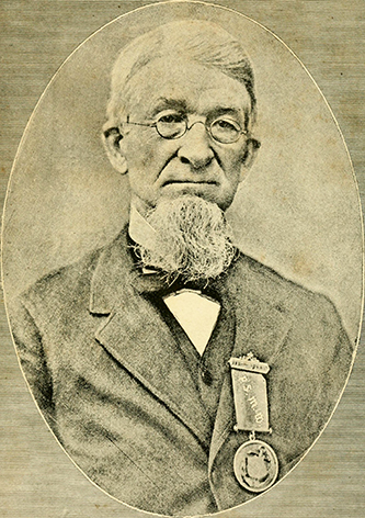 A photograph of John Jordan Upchurch. Image from Archive.org.