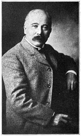 Photographic portrait of Karl Von Ruck [undated]. From <i>The American Journal of Clinical Medicine</i>, Vol. 29, December 1922, p. 862.  From the University of Virginia Health Sciences Library, digitzed by Google.