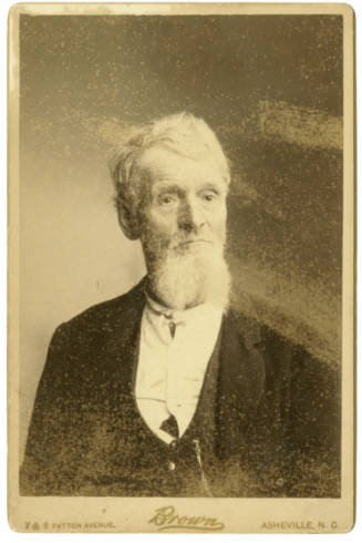 Thomas Wilson. Digital North Carolina Collection Photographic Archives.
