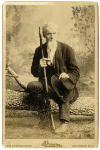 Thomas Wilson. Image courtesy of the Digital North Carolina Collection Photographic Archives.
