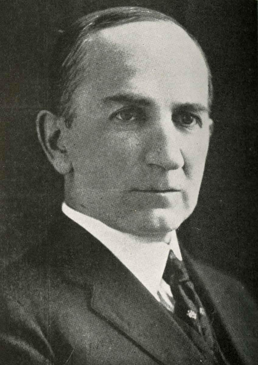 """Richard T. Wyche Educator and Lecturer,"" photographic portrait in White's <i>The National Cyclopedia of American Biography</i>, published 1935.  Presented by HathiTrust.org."