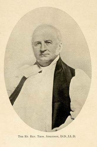 "Portrait from ""Bishop Atkinson and the church in the Confederacy (1909)"". Courtesy of the Internet Archive."