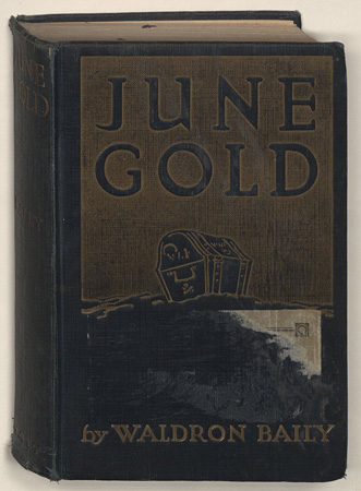 June Gold, written by Waldron in 1922. Courtesy of ECU Digital Library.