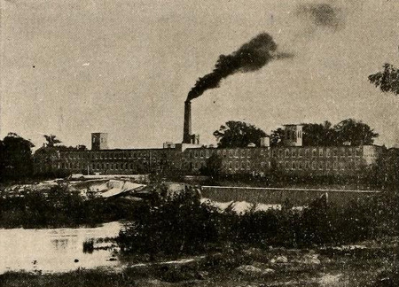 Rocky Mount Mills. Courtesy of Rocky Mount: The Gateway of Eastern North Carolina.
