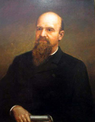 OIl Portrait of Risden Tyler Bennett. Courtesy of the NC Museum of History.