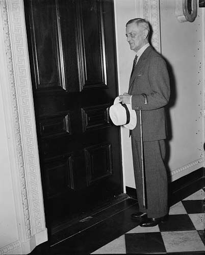 Robert W. Bingham, 1937. Image courtesy of the Library of Congress.