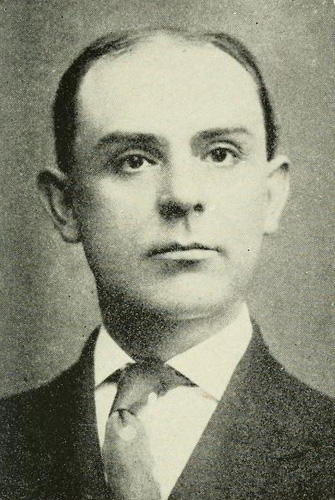 "James Carter Blasingame. Image courtesy of ""A History of Meredith College."""