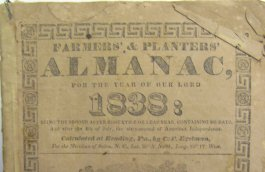 Blum's Almanac. Image courtesy of Salem, Inc.