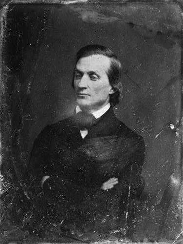 Solon Borland. Image courtesy of the Library of Congress.