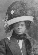 Charlotte Hawkins Brown: Age 35, ca. 1918. Courtesy of NC Historic Sites.
