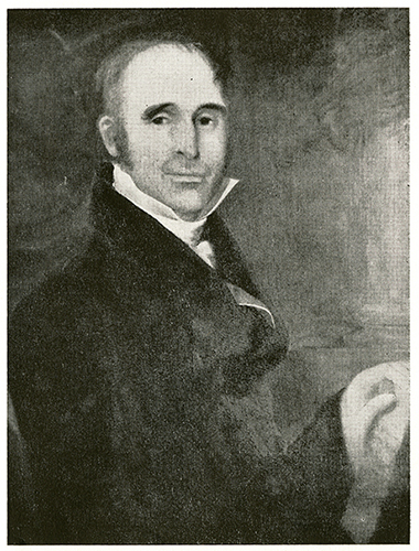 "McGibbon, James, circa 1824. ""Hutchins Gordon Burton."" North Carolina Portrait Index, 1700-1860. Chapel Hill: UNC Press. p. 40. (Digital page 54)."