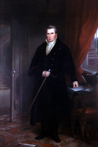 John Clark. Courtesy of Georgia Capitol Museum, Office of Secretary of State via the New Georgia Encyclopedia,