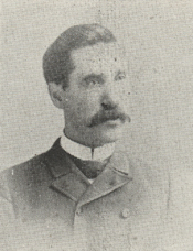 William Thomas Crawford. Image courtesy of The Graphic Chicago, 1893, Collection of U.S. House of Representatives via the Biographical Directory of the United States Congress.