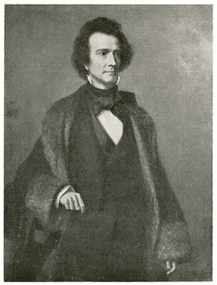 "Johnson, Eastman, 1856. ""James Cochran Dobbin."" North Carolina Portrait Index, 1700-1860. Chapel Hill: UNC Press. p. 70. (Digital page 84)."