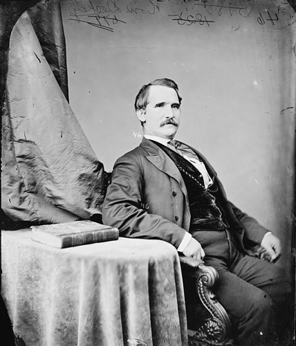 Oliver Hart Dockery of NC. Image courtesy of the Library of Congress.
