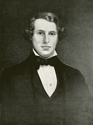"Browne, William Garl(?), circa 1845. ""Richard Spaight Donnell."" North Carolina Portrait Index, 1700-1860. Chapel Hill: UNC Press. p. 73. (Digital page 87)."