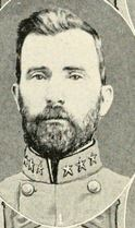 George N. Folk. Image courtesy of Histories of the several regiments and battalions from North Carolina, in the great war 1861-'65.