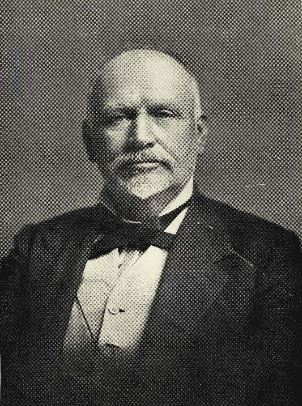 "Theodore Fulton Davidson. Image courtesy of Prominent people of North Carolina: brief biographies of leading people for ready reference purposes""."