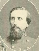 George Washington Finley Harper. Image courtesy of Histories of the several regiments and battalions from North Carolina, in the great war 1861-'65.