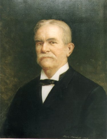 Joseph Forney Johnston. Image courtesy of Alabama Archives & History.