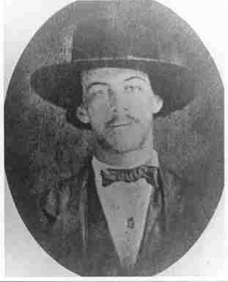 Portrait of Lewis S. Leary. From the North Carolina Civil War Sesquicentennial website, N.C. Department of Natural and Cultural Resources.