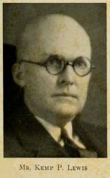 Kemp Plummer Lewis, Yackety yack [1935]. Image courtesy of DigitalNC.