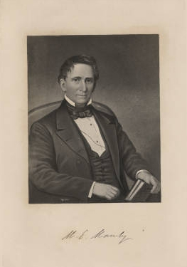 """Matthias Manly."" Portrait Collection. The Carolina Story: A Virtual Museum of University History. UNC Chapel Hill Libraries."