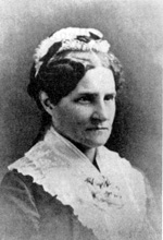 Jane Renwick Smedberg Wilkes. Image courtesy of The Charlotte-Mecklenburg Story.