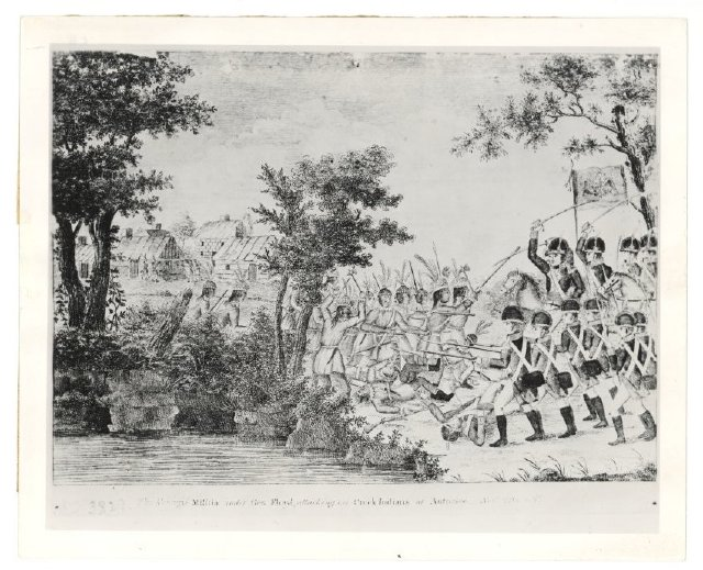 Cherokee Indians Part 4 Revolutionary War Cherokee Defeat And