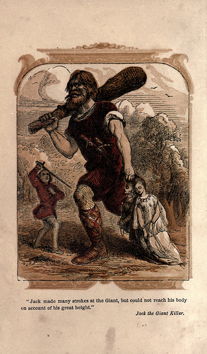"Jack Tales, ""Favourite fairy tales ([1861])."" Image courtesy of Flickr user CircaSassy."